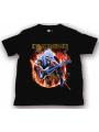 Iron Maiden enfant T-shirt FLF metal kids