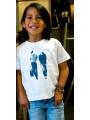 Simon and Garfunkel t-shirt Enfant Walking photo