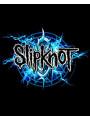Slipknot T-shirt Bébé Electric Blue