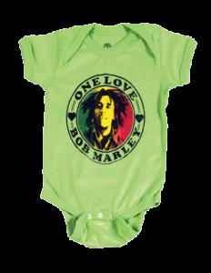 BODY Bébé Bob Marley - Bodies Marley
