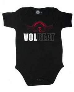 Volbeat body bèbè Skull Wing (Clothing)