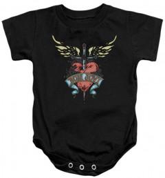 Bon Jovi Body Bébé Heart Bébé