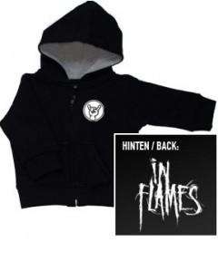 In Flames Logo Sweat enfant Metal-Kids (print on demand)