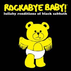 Rockabye Baby Black Sabbath CD Lullaby