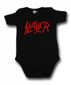 Slayer body Logo é metal bodys Slayer Metal-Kids
