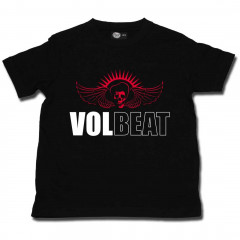Vollbeat t-shirt Enfant Skullwing Metal-Kids (Clothing)