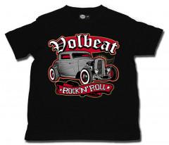 Volbeat t-shirt Enfant Rock 'n Roll Metal-Kids