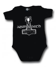 Amon Amarth Body Bébé Hammer of Thor Amon Amarth (Clothing)