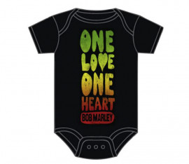 BODY Bébé Bob Marley One Love One Heart