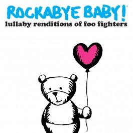 Rockabye Baby Foo Fighters CD Lullaby