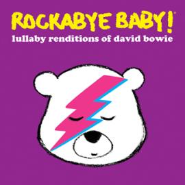 Rockabye Baby David Bowie CD Lullaby