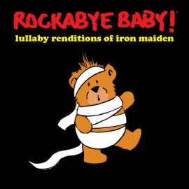 Rockabye Baby Iron Maiden CD Lullaby