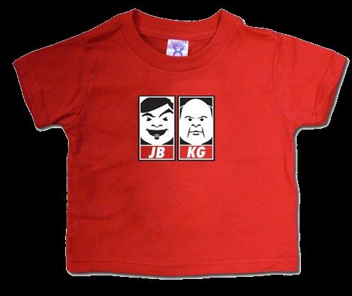 Tenacious D t-shirt enfant rock (Clothing)