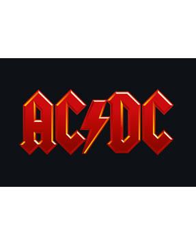 ACDC Baby Logo