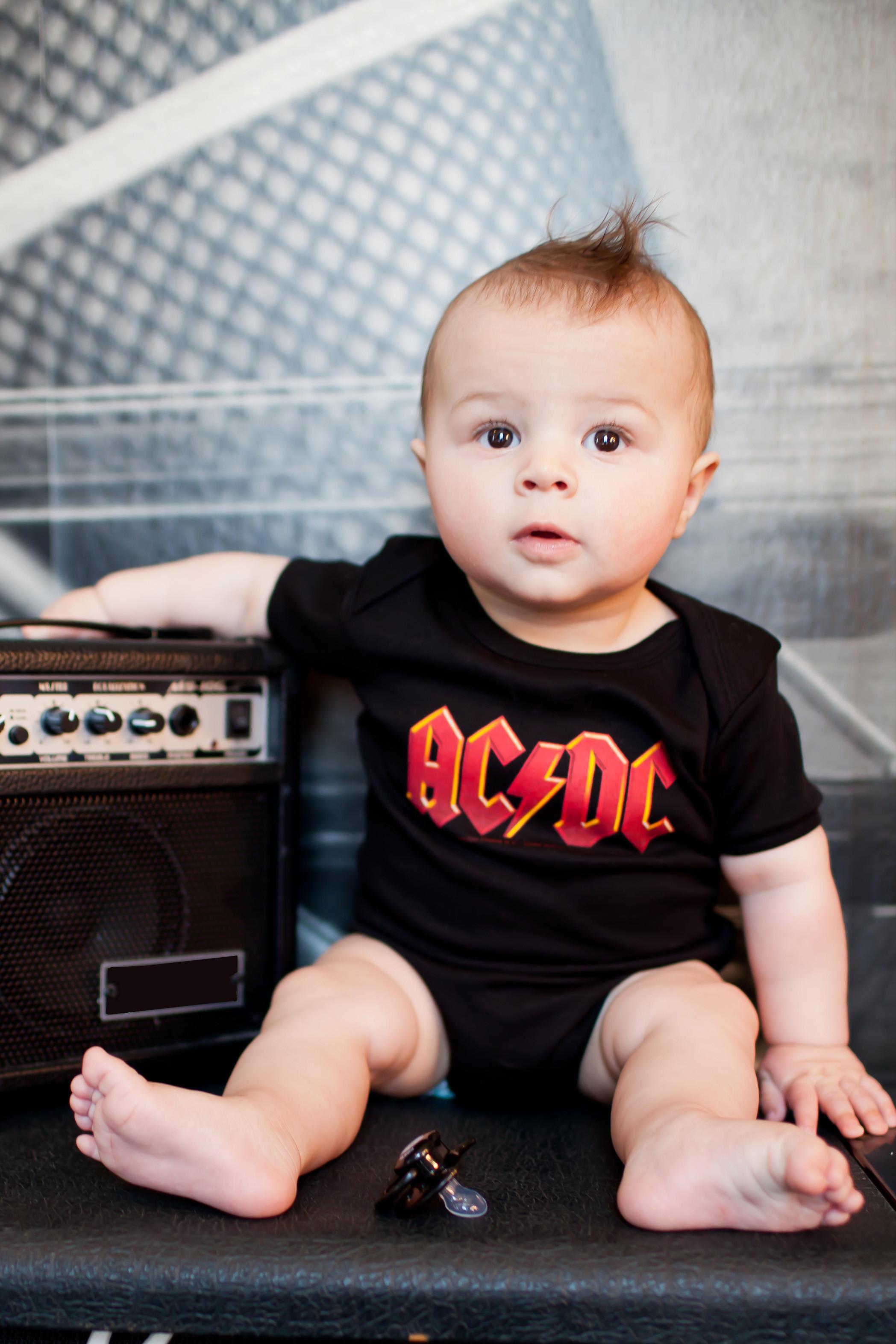 ACDC Baby Body