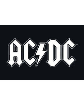 AC/DC Logo rock