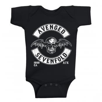 Avenged Sevenfold body Bébé Deathbat Est 1999