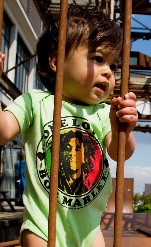 BODY Bébé Bob Marley - Bodies Marley photo