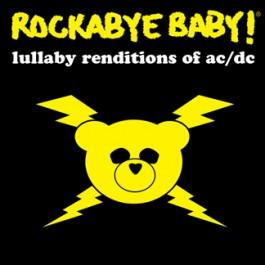 Rockabyebaby AC/DC Lullaby CD Lullaby