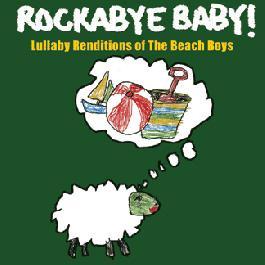 Rockabye Baby the Beach Boys CD Lullaby