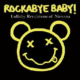 Rockabye Baby Nirvana CD Lullaby