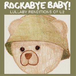 Rockabye Baby U2 CD Lullaby