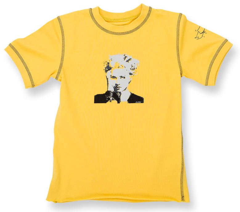 Madonna t-shirt Enfant Lemon é Cotton bio
