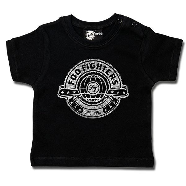 Foo Fighters T-shirt Bébé