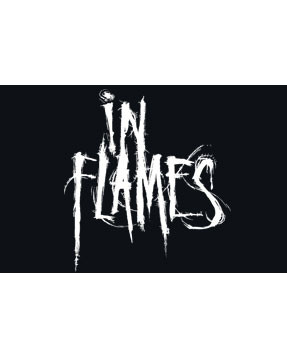 In Flames body Bébé Logo In Flames é body Bébés Metal-Kids