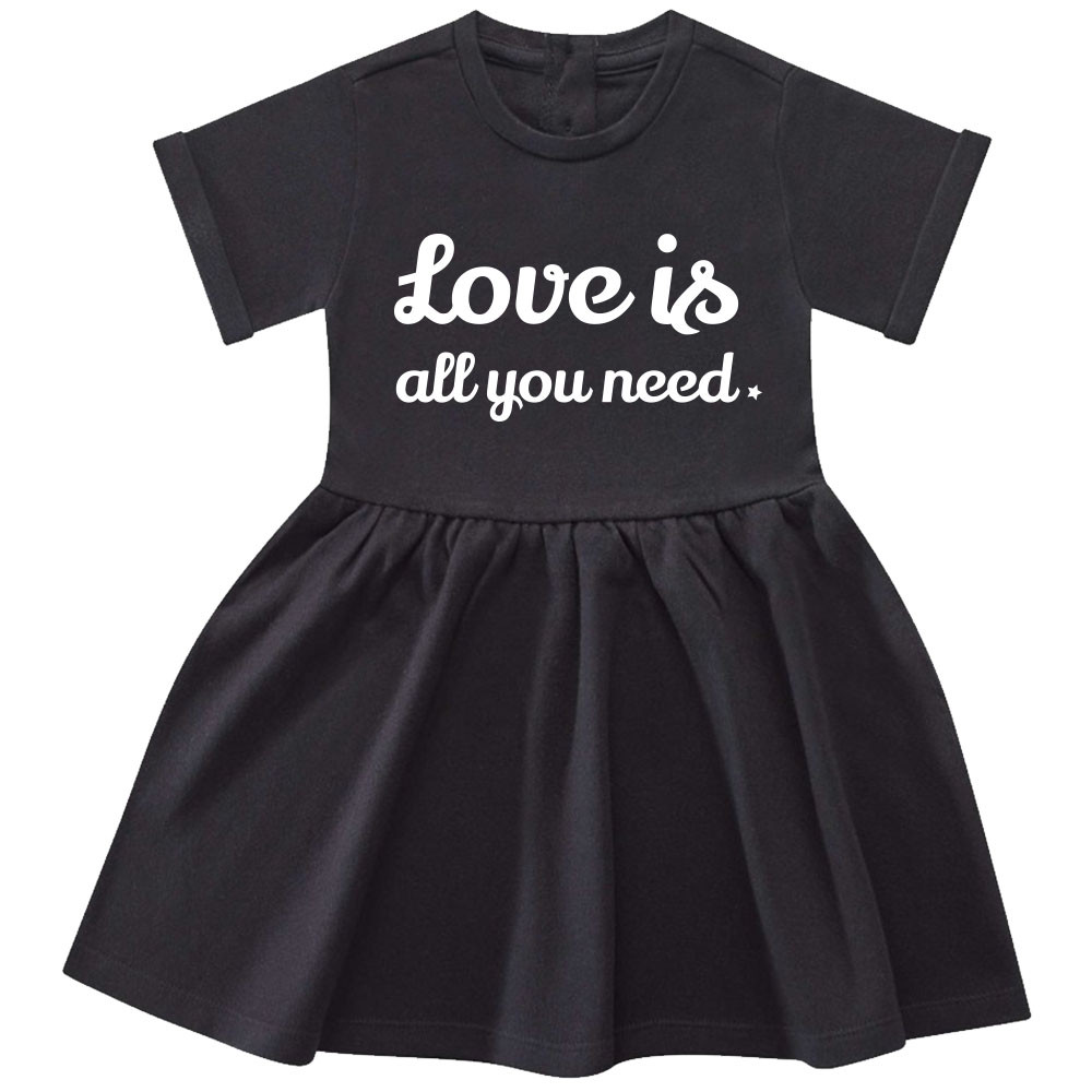 Love is all you need Robe Bébé
