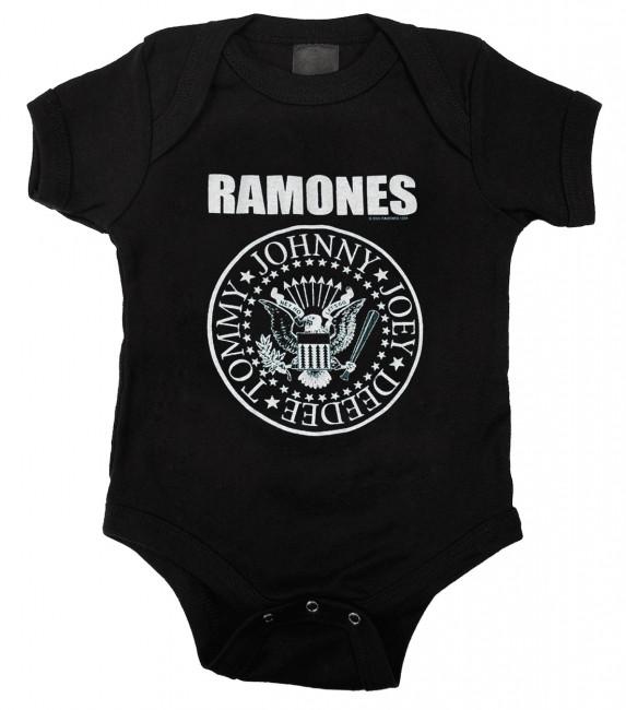 Ramones body Bébé