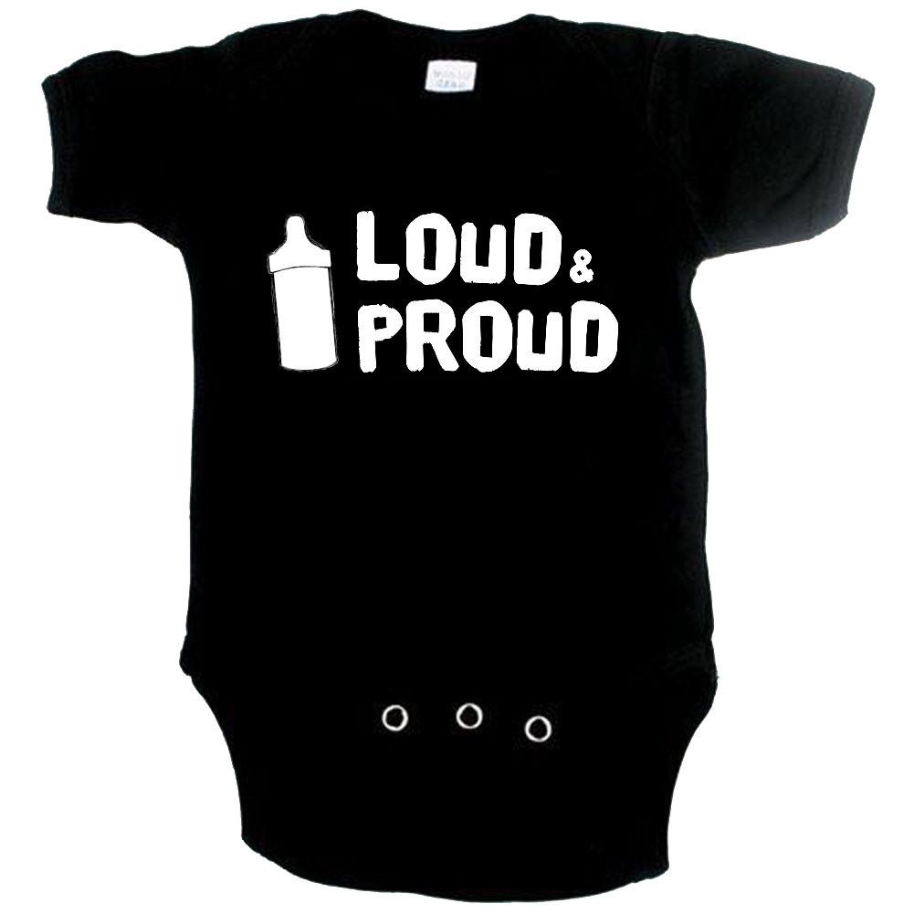 Body Bébé Original loud and proud
