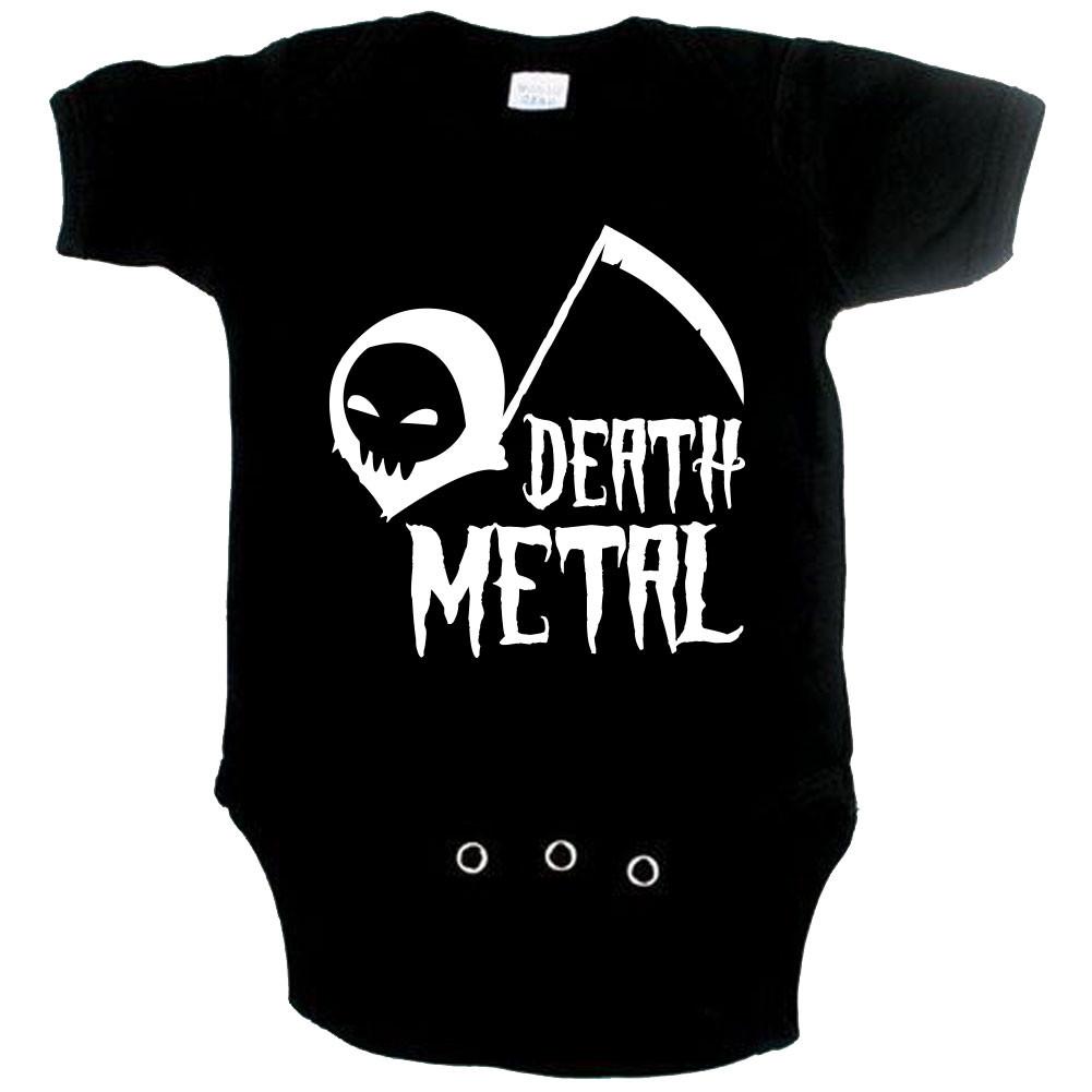 Body Bébé Metal death metal