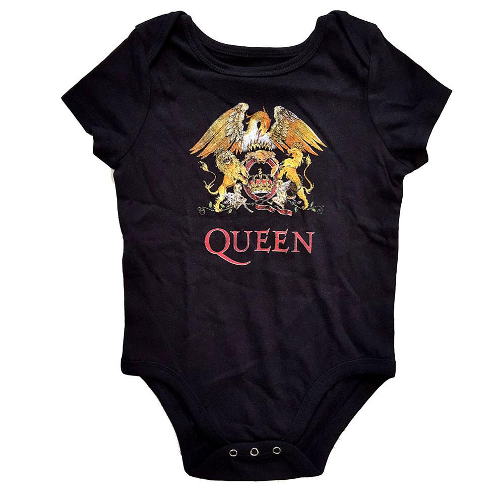 Queen body Bébé Classic Crest