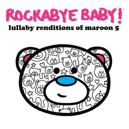 Rockabyebébe Maroon 5 CD Lullaby