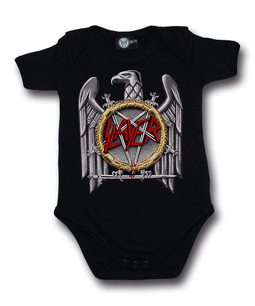 Body Bébé Slayer Eagle Bébé Metal-Kids