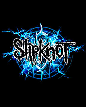 Slipknot body Bébé Electric Blue Slipknot Metal-Kids