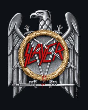 Slayer logo enfant Silver Eagle