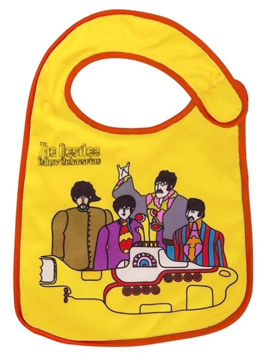 Bavoir Rock Bébé Beatles The Band