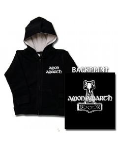 Amon Amarth Thor's Hammer Sweat enfant Metal-Kids (print on demand)