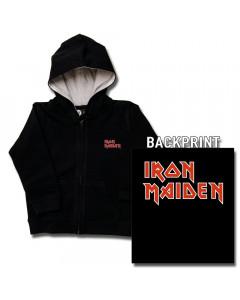 Iron Maiden Logo Sweat enfant Metal-Kids (print on demand)