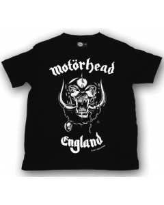 Motörhead t-shirt Enfant England Metal-Kids