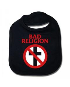 Bad Religion Bébé bavoir Cross Cotton