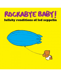 Rockabye Baby Led Zeppelin CD Lullaby