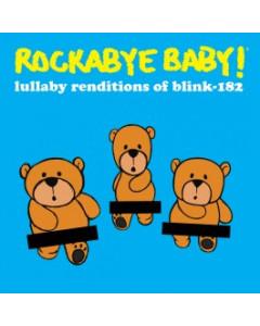 Rockabye Baby Blink-182 CD Lullaby