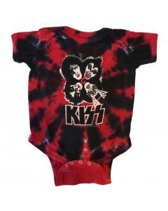 Body Bébé KISS Red