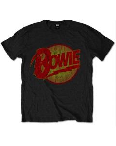 David Bowie T-shirt enfant Diamond Logo