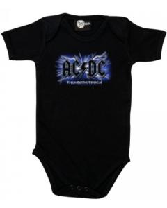 AC/DC body Bébé Thunderstruck   AC/DC Body
