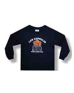 Led Zeppelin enfant Longsleeve T-shirt Super Group