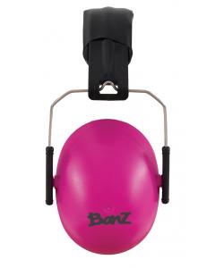 BabyBanz, protection auditive pour enfants Pink